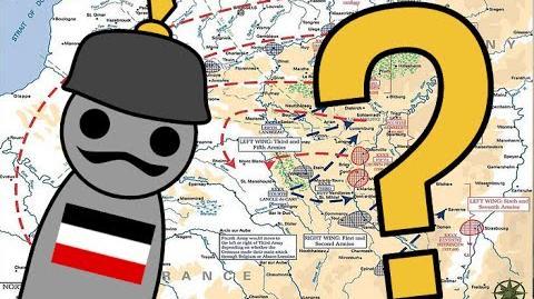 What if the Schlieffen Plan Succeeded? (feat