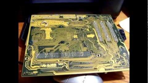 Motherboard 24Kt Gold? How Much Gold?