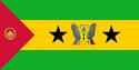 AvAr Sao Tome, Principe and Cabinda flag