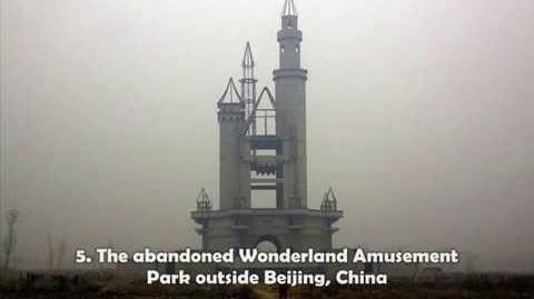 33 Most Amazing, Beautiful and Scary Abandoned Places in The World