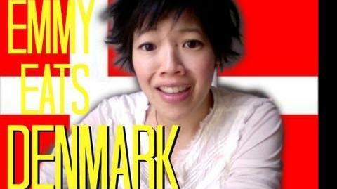 Emmy Eats Denmark - Danish Candies