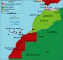 Morocco Protectorate