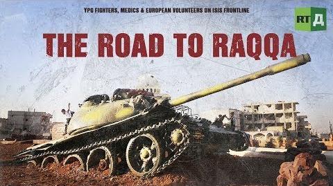 The Road to Raqqa