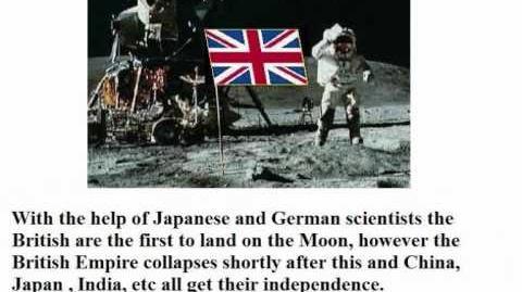 """Alternate History """"British China"""""""