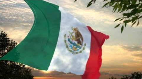 Mexico México (Olympic Version London 2012 Versión Olímpica Londres 2012)