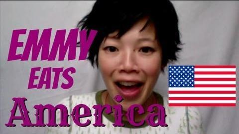 Emmy Eats the U.S