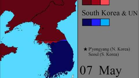 The Korean War Every Day