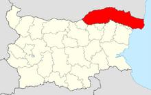 Location of Krakozhia