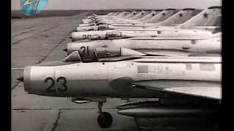 Су-7. Прорыв в будущее.