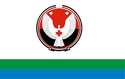 AvAr Democratic state of Komi-Kirov flag