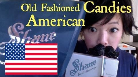 Emmy Eats More Old Fashioned American Candy Shane Confectionery