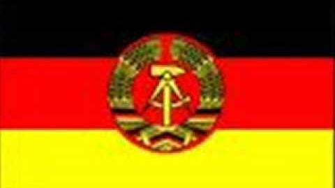 Die schöne alte DDR Hymne