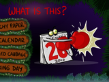 Question 3 (The Impossible Quizmas)