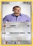 Joe Gatto pokémon card 2 by ImpracticalJokersLover