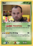 James Murray pokémon card 2 by ImpracticalJokersLover