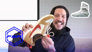 Sal's shoe collection