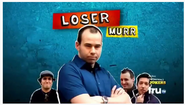 James Murray loser card