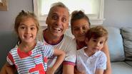 Joe Gatto and family