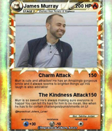 James Murray pokémon card by ImpracticalJokersLover