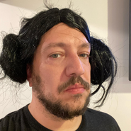 Sal's new hairstyle