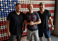 Sal, Murr, and Q