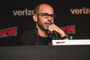 James Murray at Comic Con