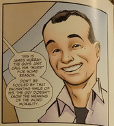 James Murray (comic version)