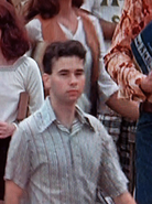 Murr as a student