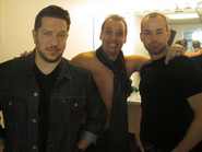 Sal, Joe, and Murr