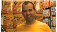 Murr's cereal ad