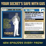 Thomas the Eternal card