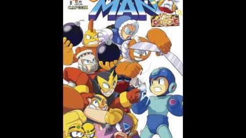 Megaman Powered Up- Robot Master Battle (Extended)