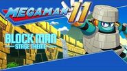Mega Man 11 OST – Block Man Stage Theme