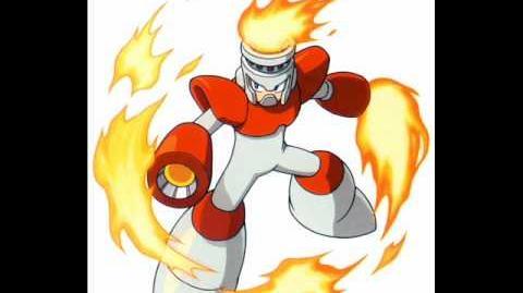 Mega Man- Fire Man Stage (Arranged)
