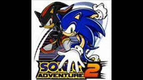 """Sonic Adventure 2 """"Unknown from M.E"""
