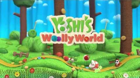 King Bowsers Castle - Inner Halls - Yoshi's Woolly World - Music Extended