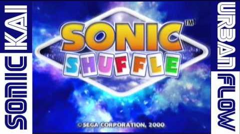 Sonic Shuffle Music- BATTLE OF BLOOM