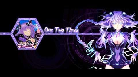 Hyperdimension Neptunia V - One,Two,Three Extended HD