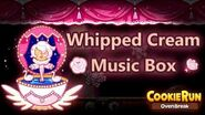 CROB Cookierun Ovenbreak - OST - Whipped Cream's Theme - Extended 10 minutes