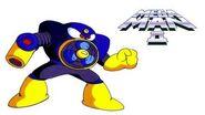 Mega Man 2 - Air Man Stage (Sega Genesis Remix)