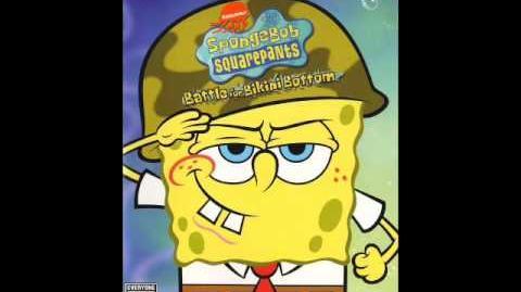 Spongebob-Squidkiller Battle