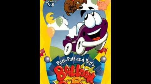 Putt-Putt and Pep's Balloon-o-Rama Music- Levels 111-120 & Bonus (The Moon)