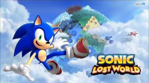 "Sonic Lost World ""Final Boss (Showdown)"" Music"