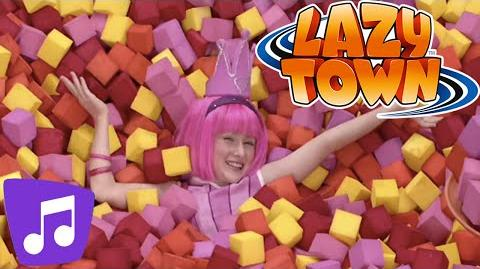 Lazy Town - Bing Bang Song Music Video