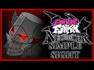 Simple Sight 2020 by Piercing Lazer - Friday Night Funkin' Necromancer Mod Soundtrack