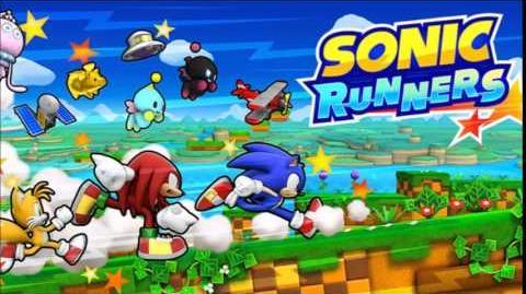 Sonic Runners - All Hail Shadow ~Instrumental~ (Shadow Cutscene)