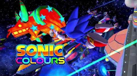 Sonic Colors - Starlight Carnival Act 1 Music Remix
