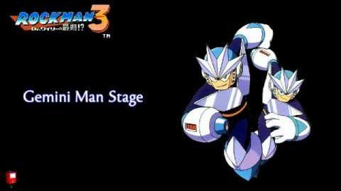 Mega man 3 - Gemini Man Remix