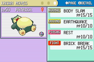 Hall of fame snorlax