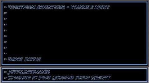 Bookworm Adventures - Volume 2 Music - Book 6 - Dance Battle 1080p HD